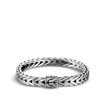Classic Chain Medium Rectangular Bracelet