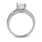 Zeghani ZR1245 ENGAGEMENT RING