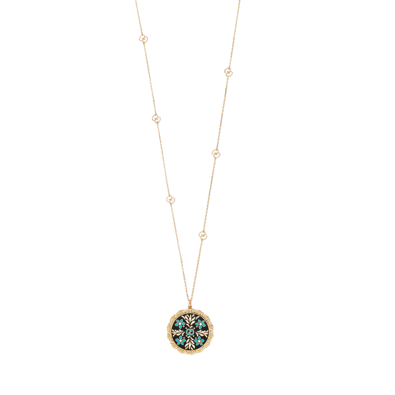 Gucci Fine Jewelry Icon Necklace