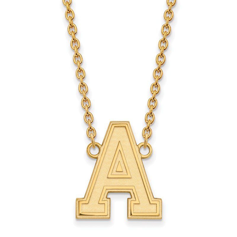 NCAA Gold U.S. Military Academy NCAA Necklace