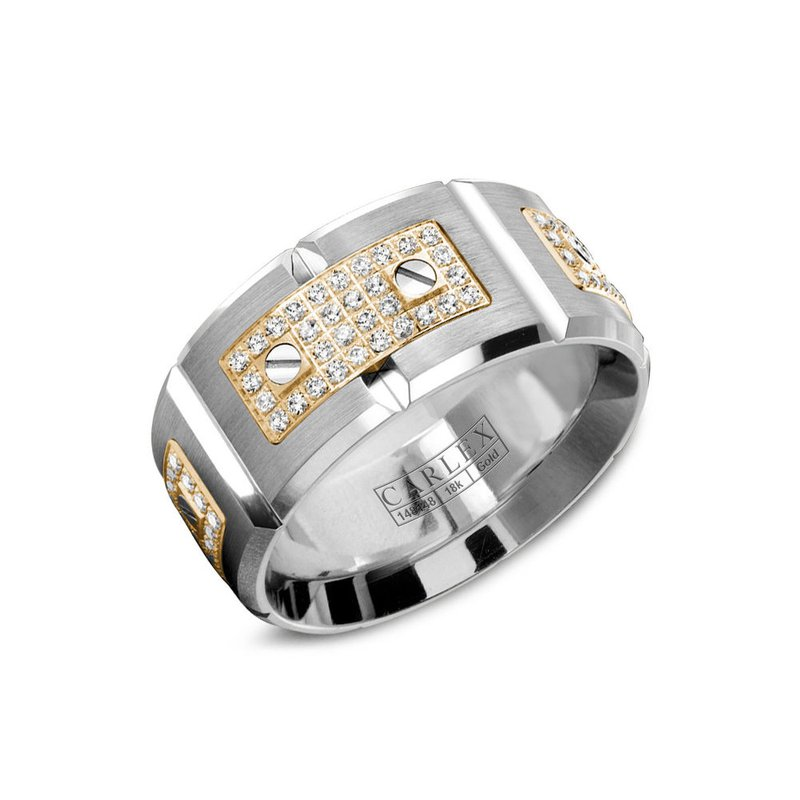 Carlex Carlex Generation 2 Mens Ring WB-9796YW