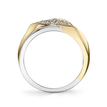 MARS 26586 Fashion Ring, 0.11 Ctw.