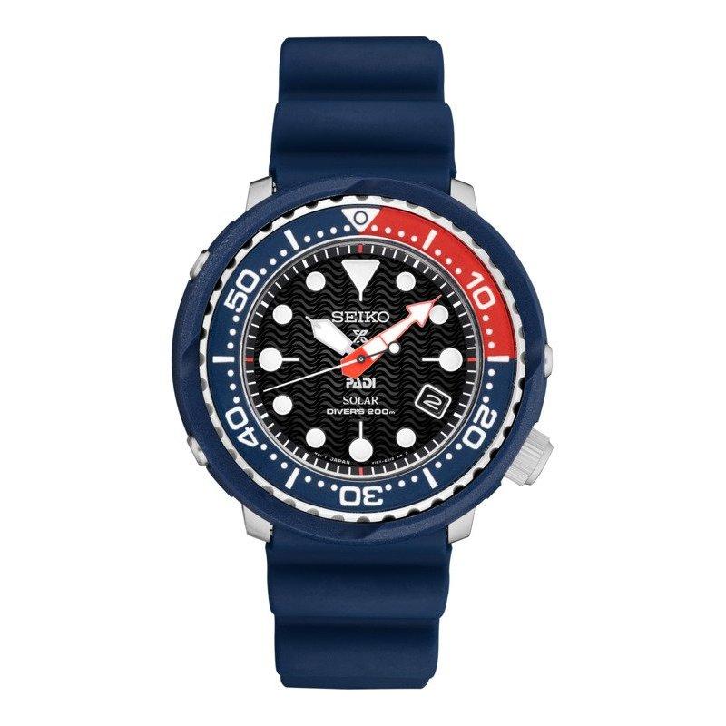 Wm  MarKen JEWELERS: Seiko Prospex PADI Special Edition Solar Diver