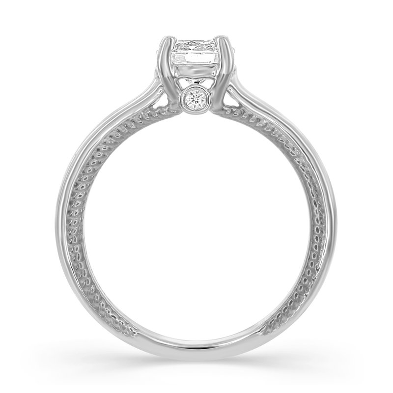 Veer Diamonds JUNO SOLITAIRE RING
