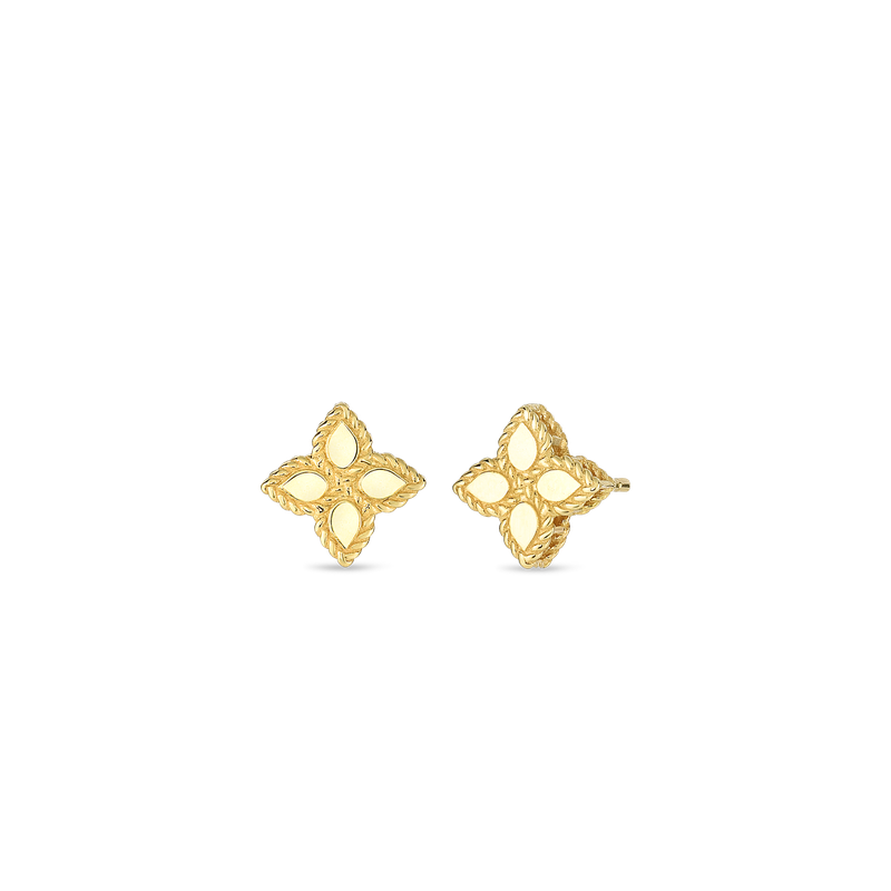 Roberto Coin 18Kt Gold Small Stud Earrings