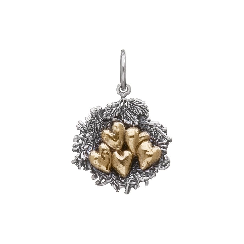 Waxing Poetic Bundled By Love Nest Charm - 5 Heart
