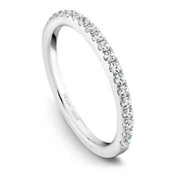 Noam Carver Wedding Band B038-03B