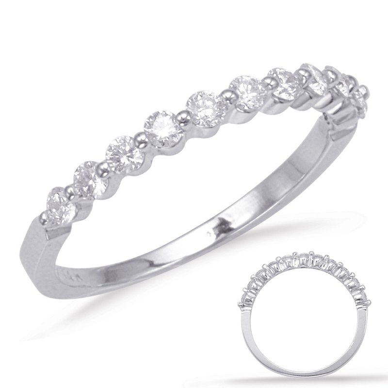 S. Kashi & Sons Bridal Platinum Matching Band