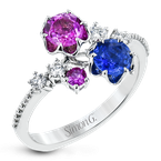 Simon G LR2245 COLOR RING