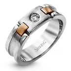 Simon G LP2078 MEN RING