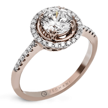 ZR1136 ENGAGEMENT RING