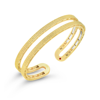 Double Symphony Barocco Cuff