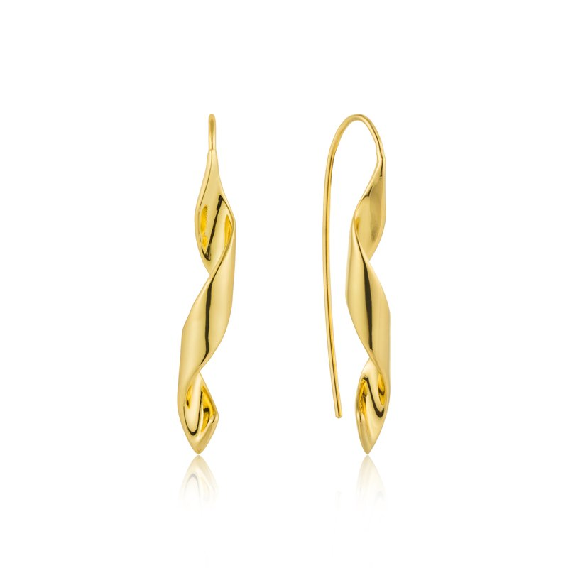 Ania Haie Helix Hook Earrings