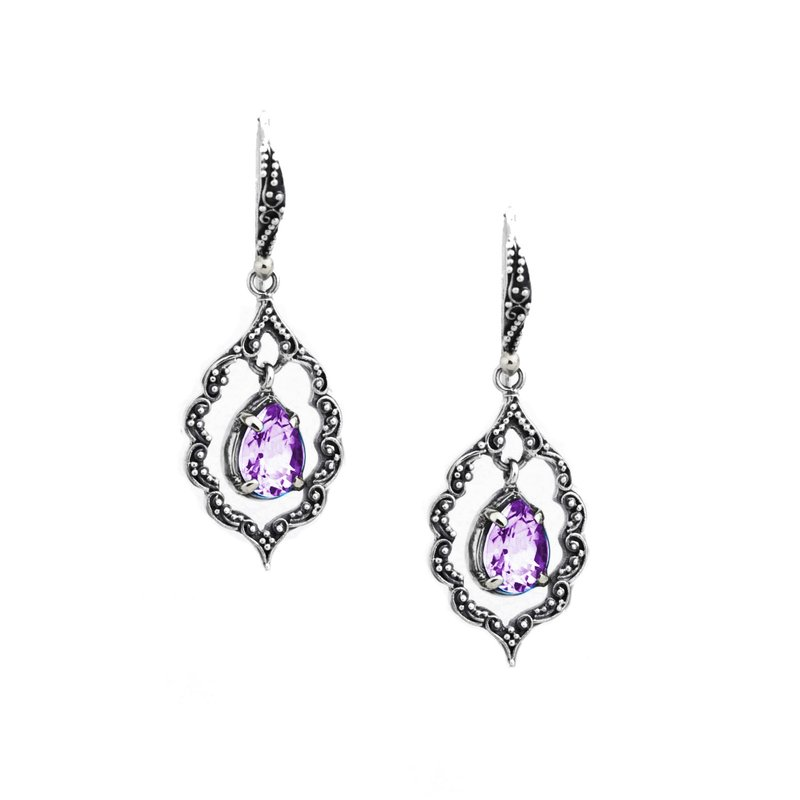Kir Collection Small Marquis Earring