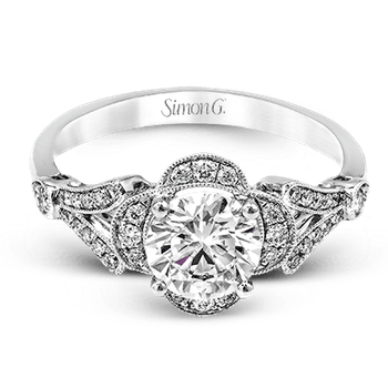 TR561 ENGAGEMENT RING