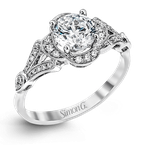 Simon G TR561 ENGAGEMENT RING