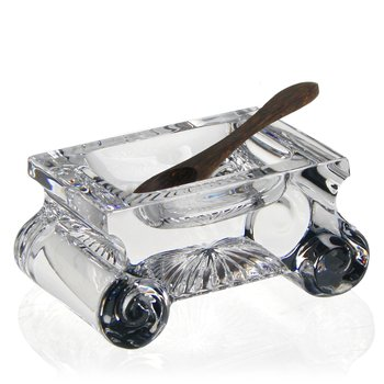 June Salt Dish with Spoon
