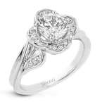 Simon G LR2821 ENGAGEMENT RING