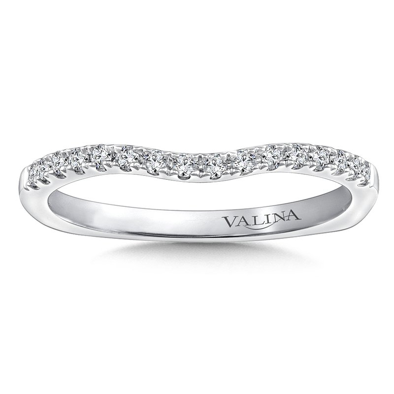 Valina Bridals Wedding Band (0.14ct. tw.)