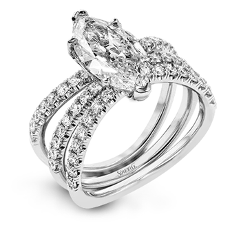 LR1083-MQ WEDDING SET