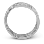 Zeghani ZR1353 RIGHT HAND RING