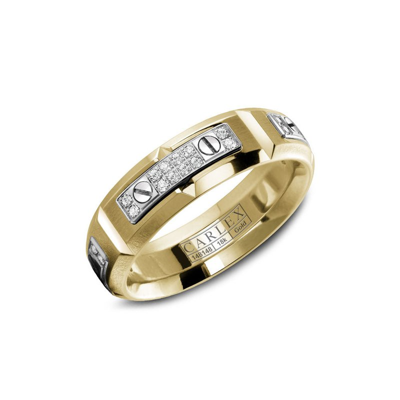 Carlex Carlex Generation 2 Mens Ring WB-9587WY