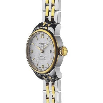 Le Locle Women's  Automatic Silver PVD Classic Watch