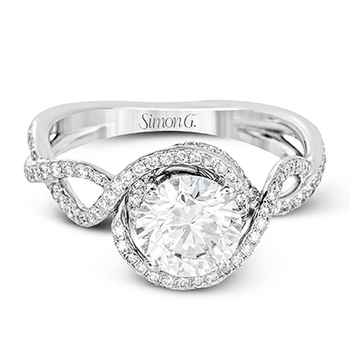 LP2304 ENGAGEMENT RING