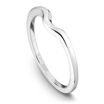 Noam Carver Wedding Band B002-02B