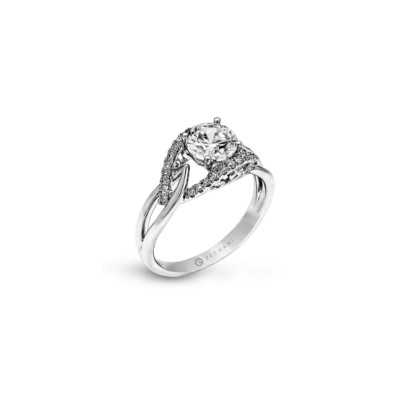 Zeghani ZR587 ENGAGEMENT RING