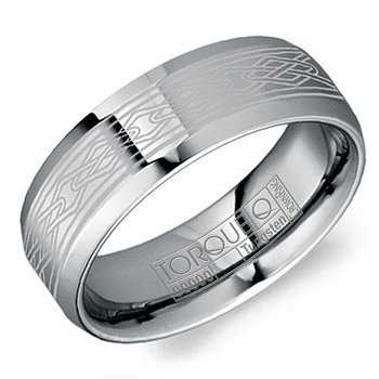 Torque Men's Fashion Ring TU-0191-14