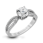 Zeghani ZR738 ENGAGEMENT RING