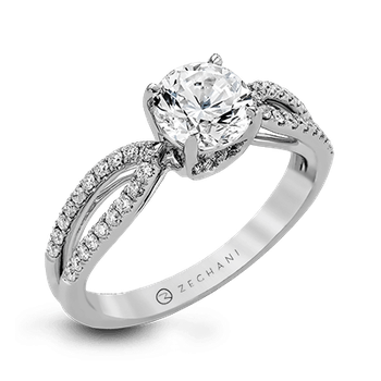 ZR738 ENGAGEMENT RING