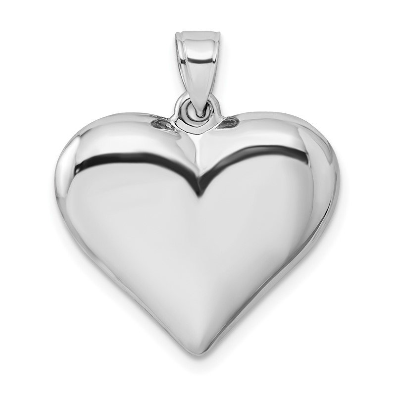 Sterling Heart Necklace #183