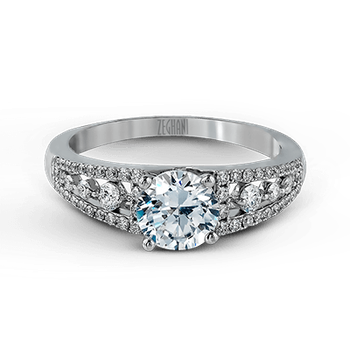 ZR985 ENGAGEMENT RING