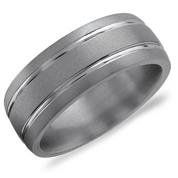 Torque Men's Fashion Ring TI-0040