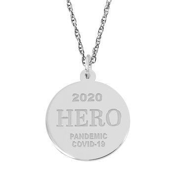 Covid-19 Hero Necklace Set