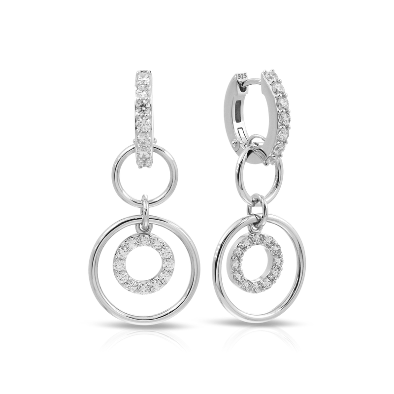 Belle Etoile Concentra Earrings