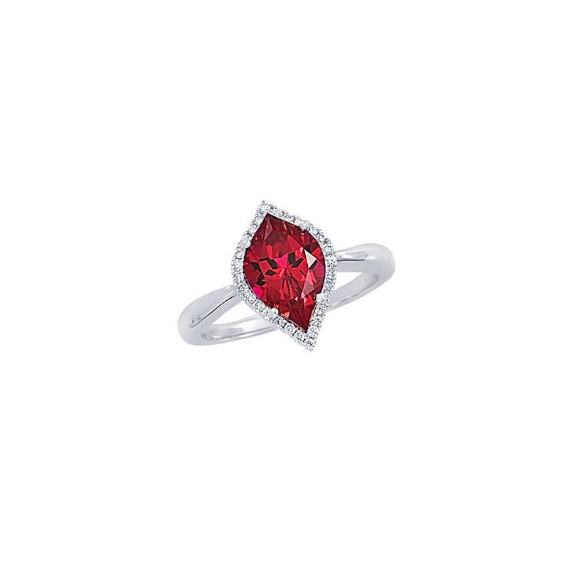 Chatham Ruby Ring-CR10426WRU