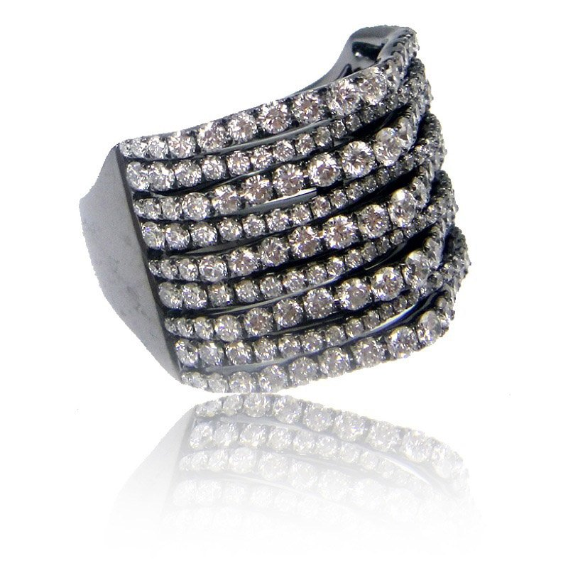 MAZZARESE Couture Diamond Fashion Ring