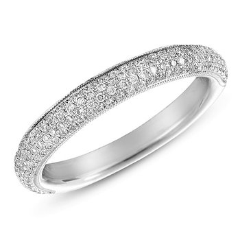 Diamond Pave Diamond
