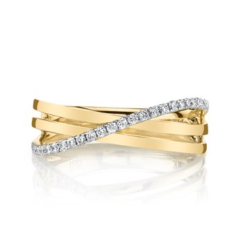 MARS 26853 Fashion Ring, 0.17 Ctw.