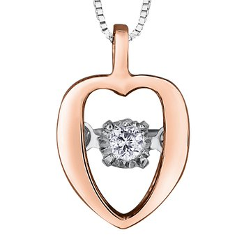 Pulse Diamond Pendant