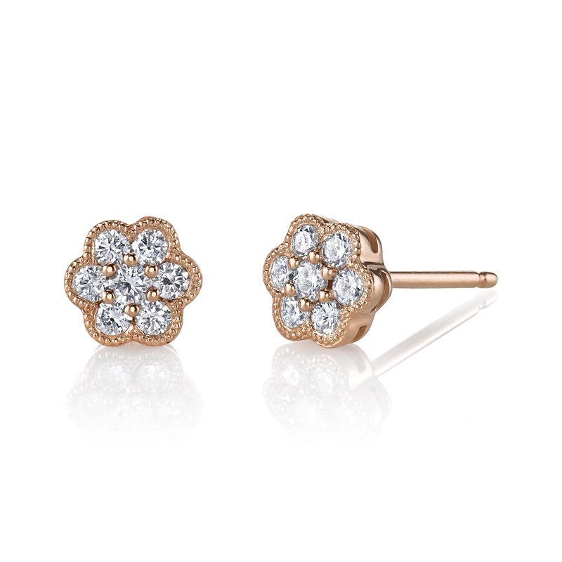 MARS Jewelry MARS 26785 Fashion Earrings, 0.33 Ctw.
