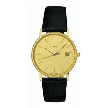 Tissot Goldrun 18K Gold
