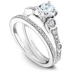 Noam Carver Noam Carver Regal Engagement Ring B047-01A