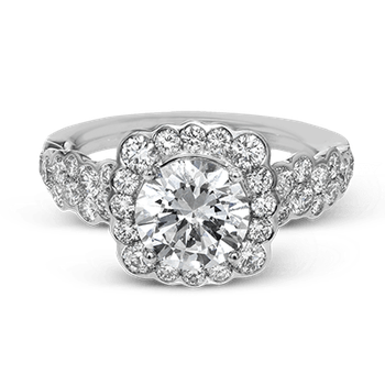 LP2359 ENGAGEMENT RING