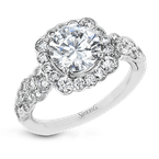 Simon G LP2359 ENGAGEMENT RING
