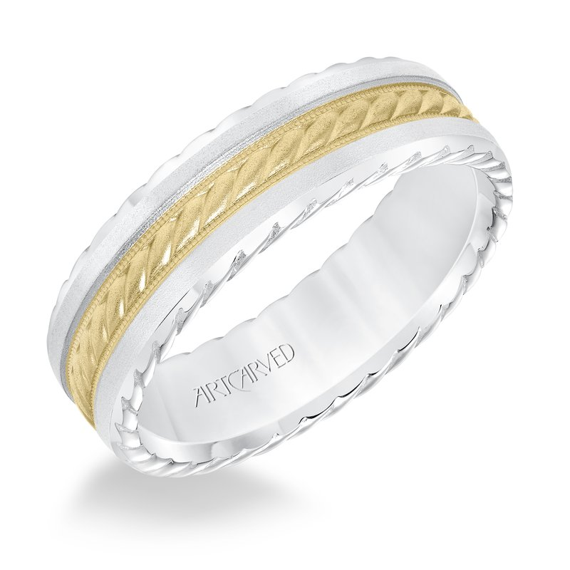 Pachecos Jewelry ArtCarved Artcarved Mens Wedding Band