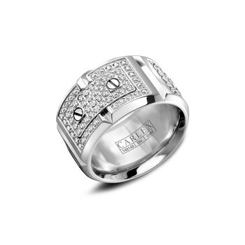 Carlex Generation 2 Ladies Fashion Ring WB-9895WW-S6